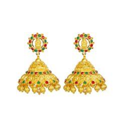 Glistening Jhumkka