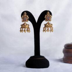 Adorned Lakshmi Jhumkka