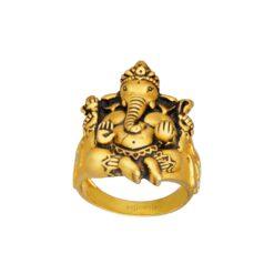 Devoted Ganesh Ring