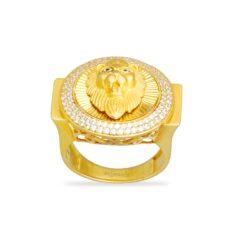 Ravishing Lion Ring