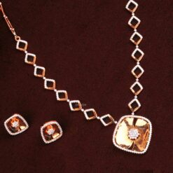 Vibrants Stone necklace