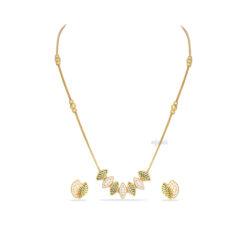 Beauty Leaf necklace