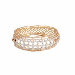 Shine Diamond Bangle