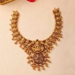 Adorn Lakshmi necklace