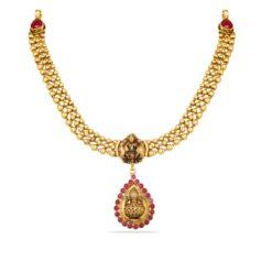 Antique Kumbam Necklace
