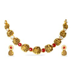 Annapakshi Necklace