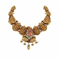 Almighty Lakshmi Necklace