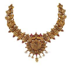 Antique Handcraved Necklace